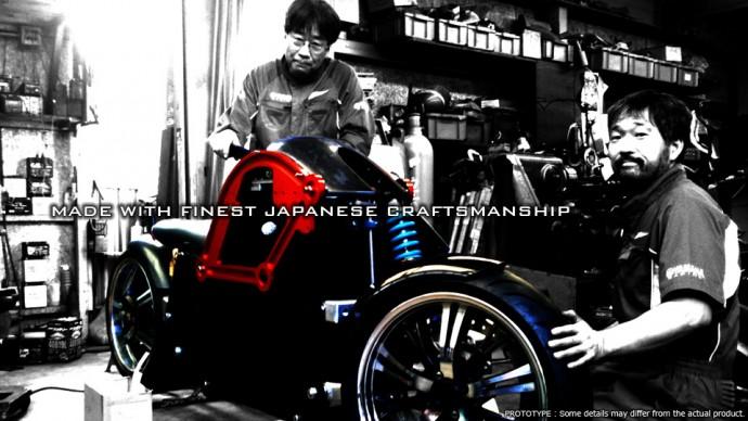 日本の物作りへの拘りを