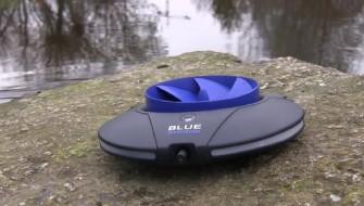 手のひらサイズの「水力発電」!? 自然エネルギーを使ったモバイル充電器