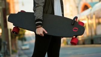 モーター搭載のスケートボードでリアル「コナン」になれるかも?