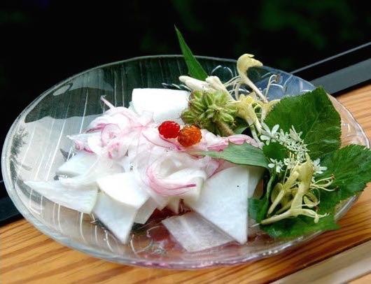 画像提供/摘み菜を伝える会 撮影/京谷   寛
