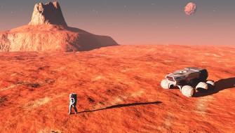ドライアイスがエネルギー源?「ライデンフロスト・エンジン」が火星調査を変える
