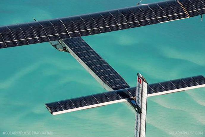 solarimpulse 世界一周 ソーラー