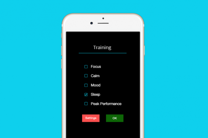 Narbis_トレーニング種類