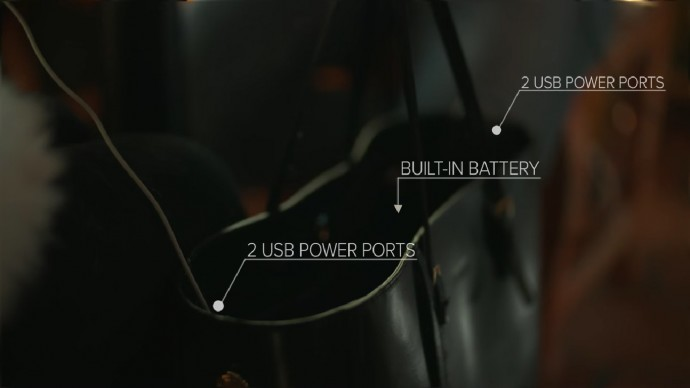 2台のデバイスに同時に充電