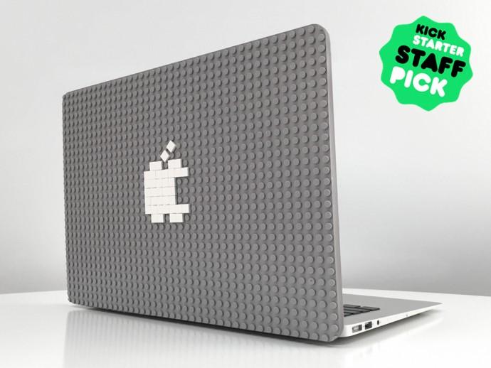 レゴみたいな「MacBook」向けラップトップケースが海外で人気