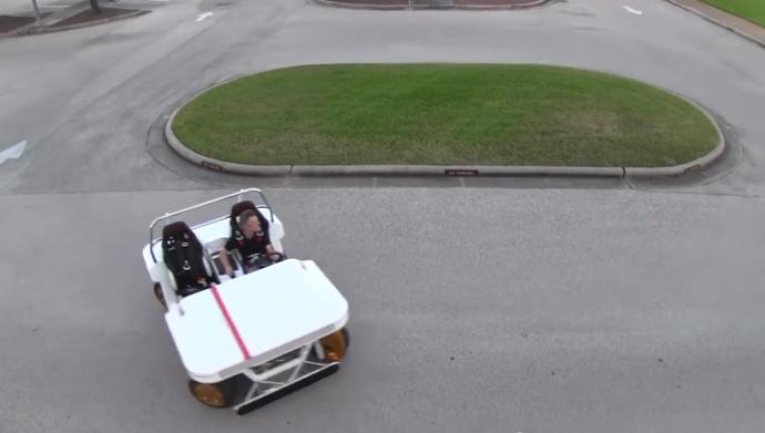 Modular Robotic Vehicle07