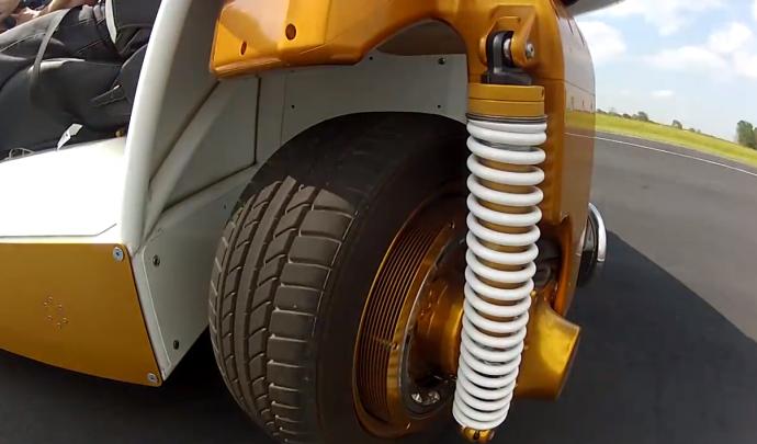 Modular Robotic Vehicle09