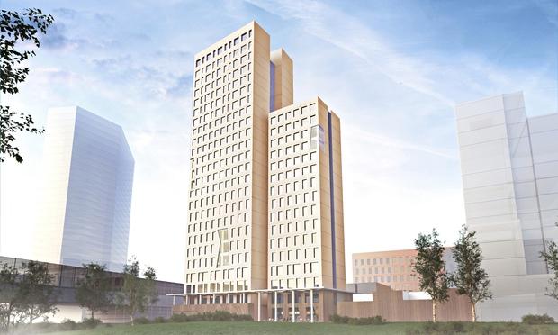 CO2排出量を2,800トンも抑えられる!? 建設予定の「木造高層ビル」…環境かそれとも安全か