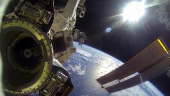 NASA宇宙飛行士が「GoPro」で撮影!リアル宇宙感が生々しい