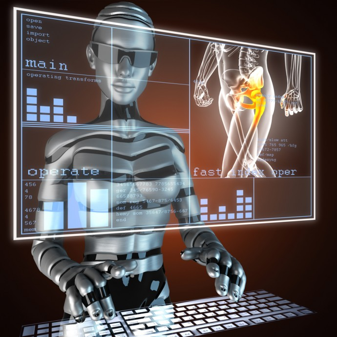 グーグルとジョンソン&ジョンソンが共同で「手術支援ロボット」を開発