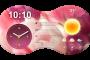 スマホで自在にデザインできる投影タイプ壁時計が超多機能!