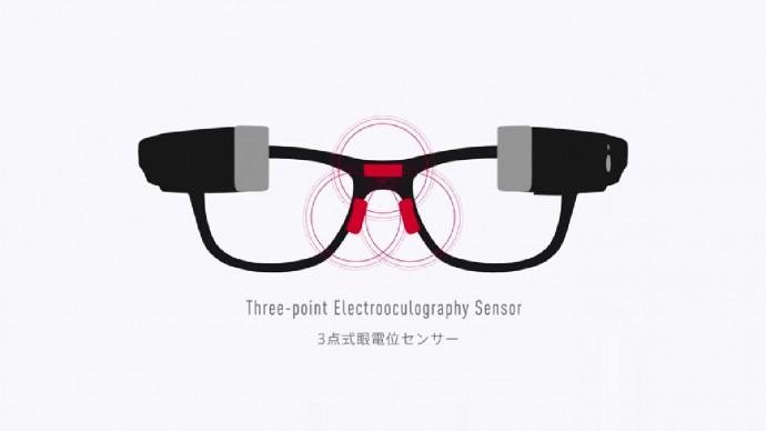 眼電位センサー