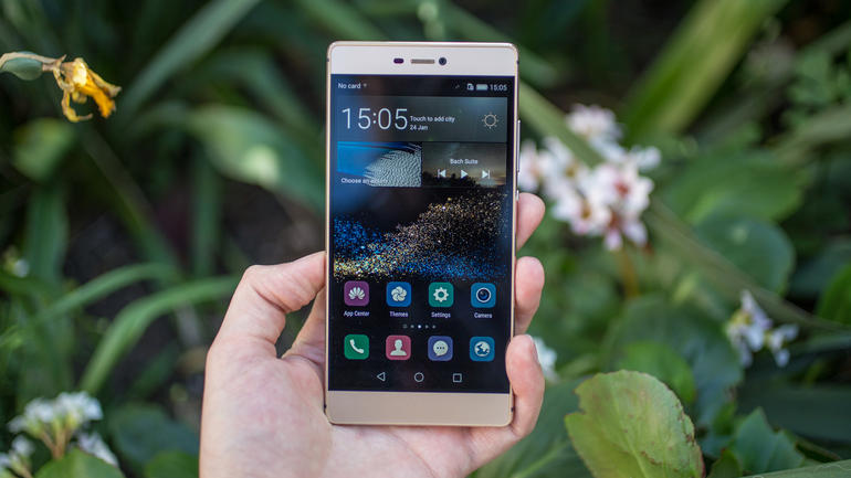 Huaweiが新端末「P8」シリーズを発表!欧州で発売へ