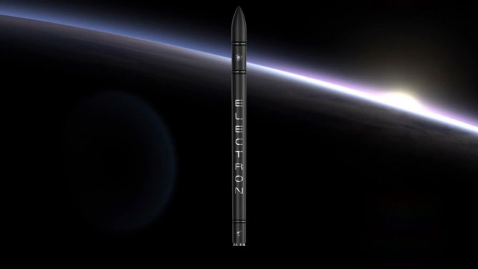 Rocket Lab Electron Rutherford motor