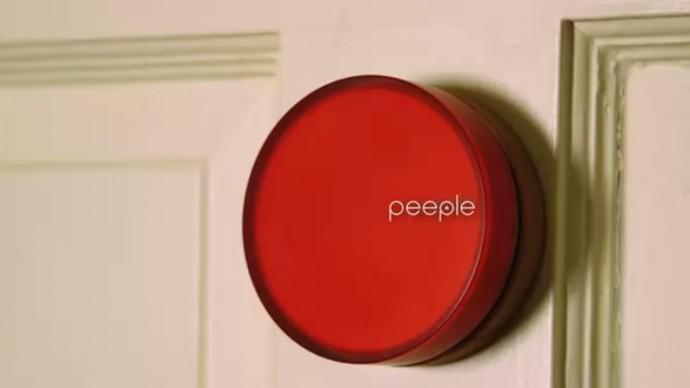 かぶせるだけ!「スマートドアスコープ」で家のセキュリティを強化