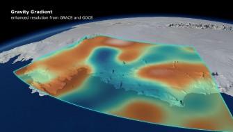欧州宇宙機関お研究チームが「南極氷河崩壊」の理由を調査