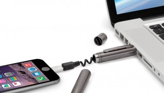 これはペンなのかそれとも充電器なのか