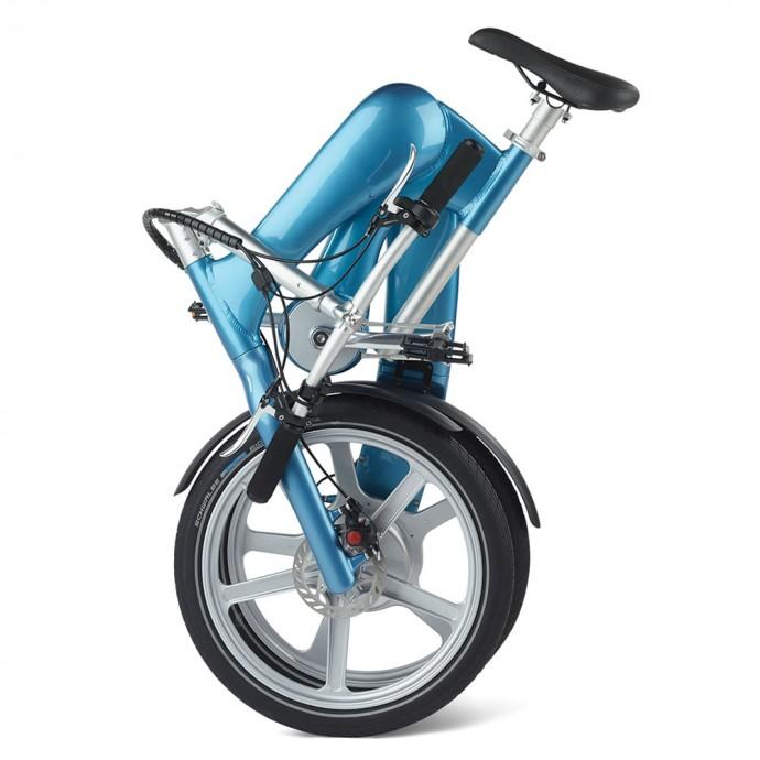 Self Charging Electric Bike01