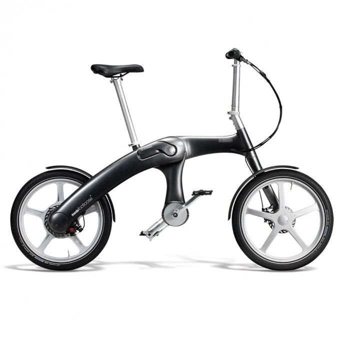 Self Charging Electric Bike03