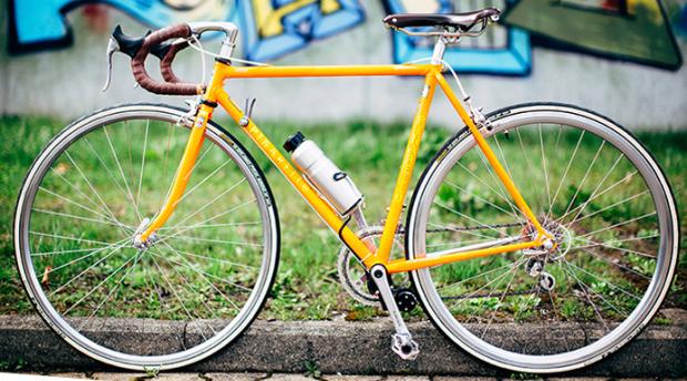 お気に入りの自転車が電動アシストに早変わりするキット「add-e」