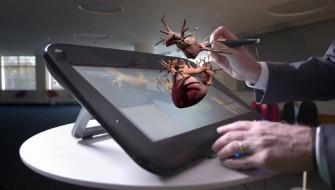 史上初の「3D心臓」シミュレータが登場