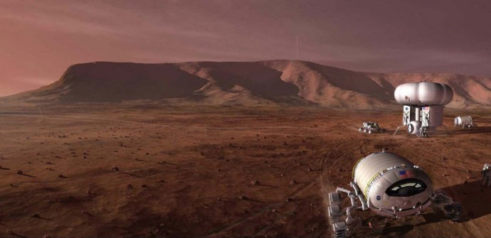 NASAが火星で酸素を「現地生成」するためのテストを開始