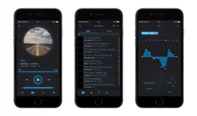 KORGはハイレゾオーディオ普及のキーマンになるか!? 「iAudioGate」発表