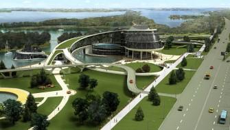 雨水管理の「グリーンインフラ」建築プラン