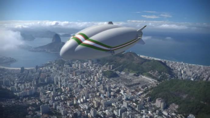 物流インフラの新たな可能性?次世代飛行船「Hybrid Airship」は何をもたらすか