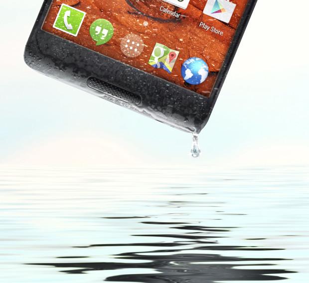 IPX7防水