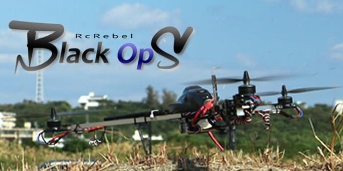 BLACKOPS Tricopter 2