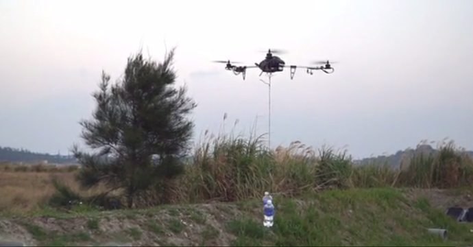 BLACKOPS Tricopter 4