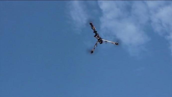 BLACKOPS Tricopter