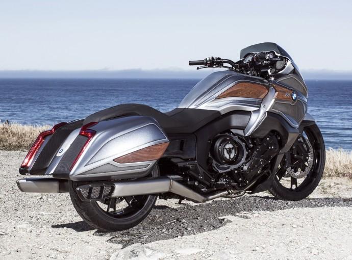 カリフォルニア産まれのBMW製ゴージャスバイク「Motorrad Concept 101」