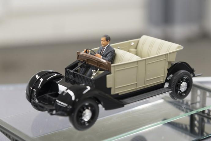 タミヤ「トヨダAA型」にみるプラモデル設計今昔物語