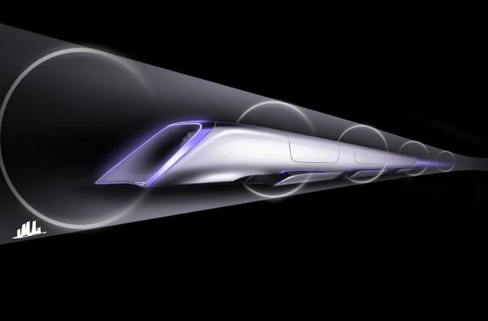 Hyperloop SpaceX Elon Musk