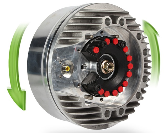 KLD_in-wheel_motor