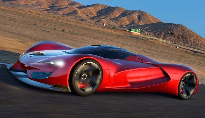 フィアットクライスラーの圧縮空気ハイブリッドシステム車「SRT トマホーク」