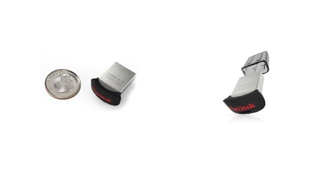 SanDisk Ultra Fit USB 3.0 Flash Drive (2)