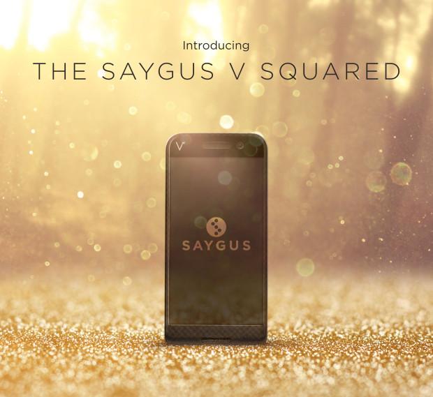 ストレージ容量464GB!ハイスペックなスマートフォン「Saygus V SQUARED」