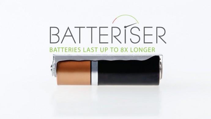 まだ使える乾電池を捨ててたかも?「8倍」も長く使える電池カバー現る