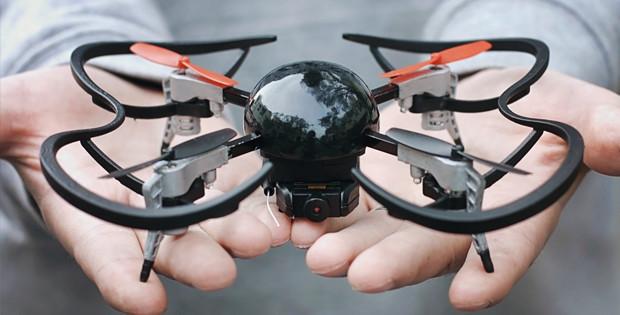 FPV対応の小型マルチコプター「Micro Drone 3.0」がいろいろハイスペック