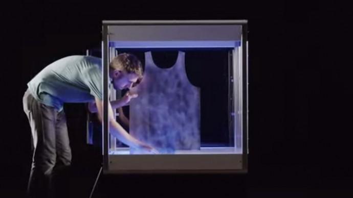 3Dプリンターは服だって作れる!衣服専用の印刷システム「Electroloom」