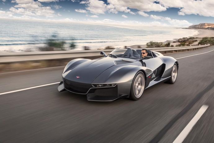 最高速度は265km/h!Apple CarPlay装備のスーパーカー「Beast」