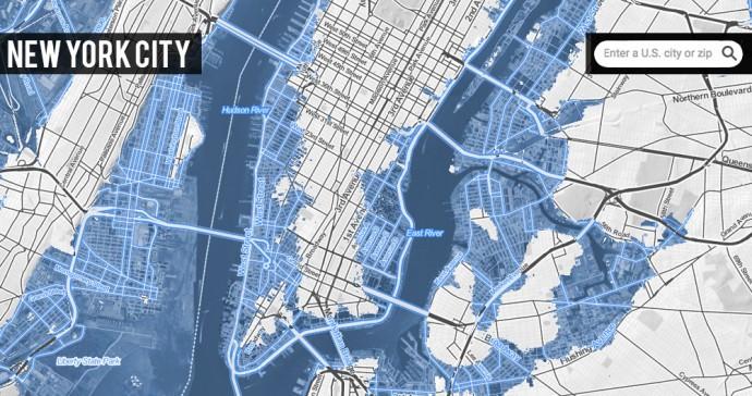 地球温暖化で海に沈む都市か判明!? 日本ではどこが・・・