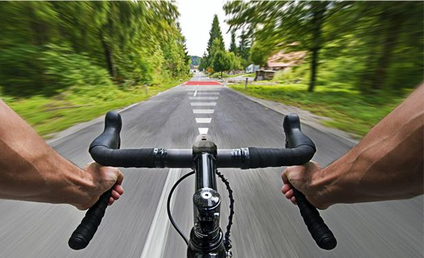 案外気付かないサイクリング中の路面の危険を教えてくれる「Byxee」