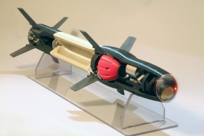 ついに3Dプリンターでミサイルが出力された?