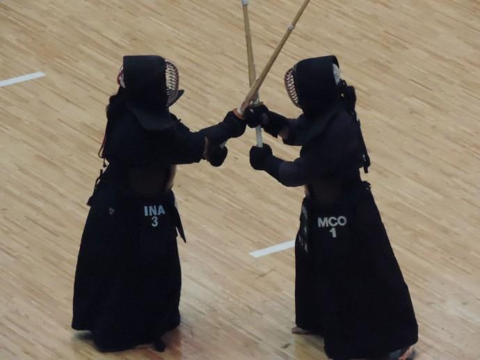 「インドネシア剣士」武道館へ ・・・世界に普及する剣道