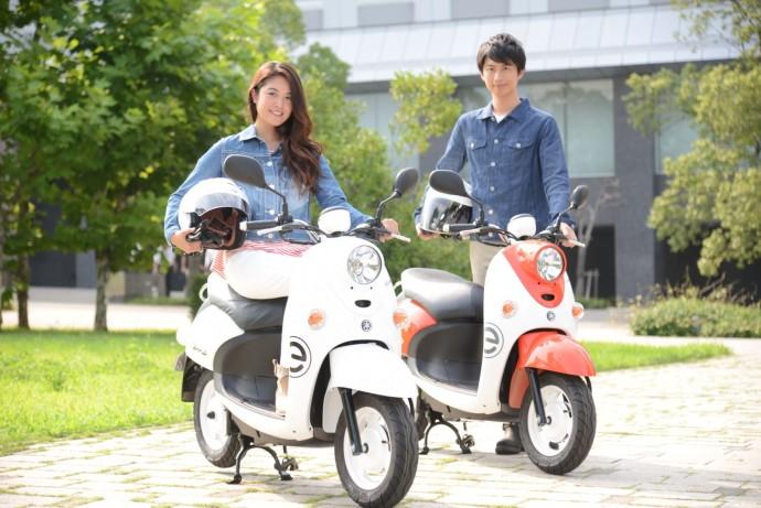 ヤマハ「 E-Vino」登場で電動バイクマーケットは花ひらくのか