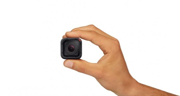 カメラの最小・最軽量記録を更新!?「GoPro HERO4 Session」が登場